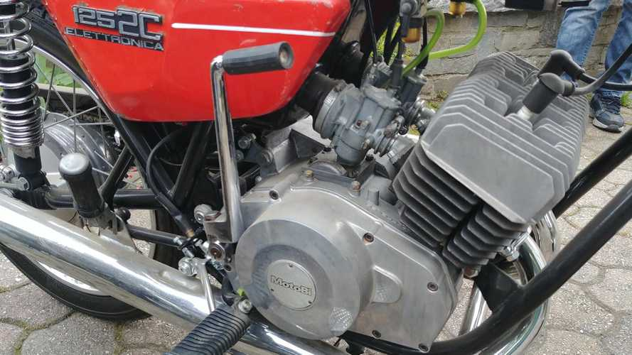 Little Long Tour: 1976 MotoBi 125 2C
