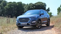 Essai Hyundai Tucson restylé 2019