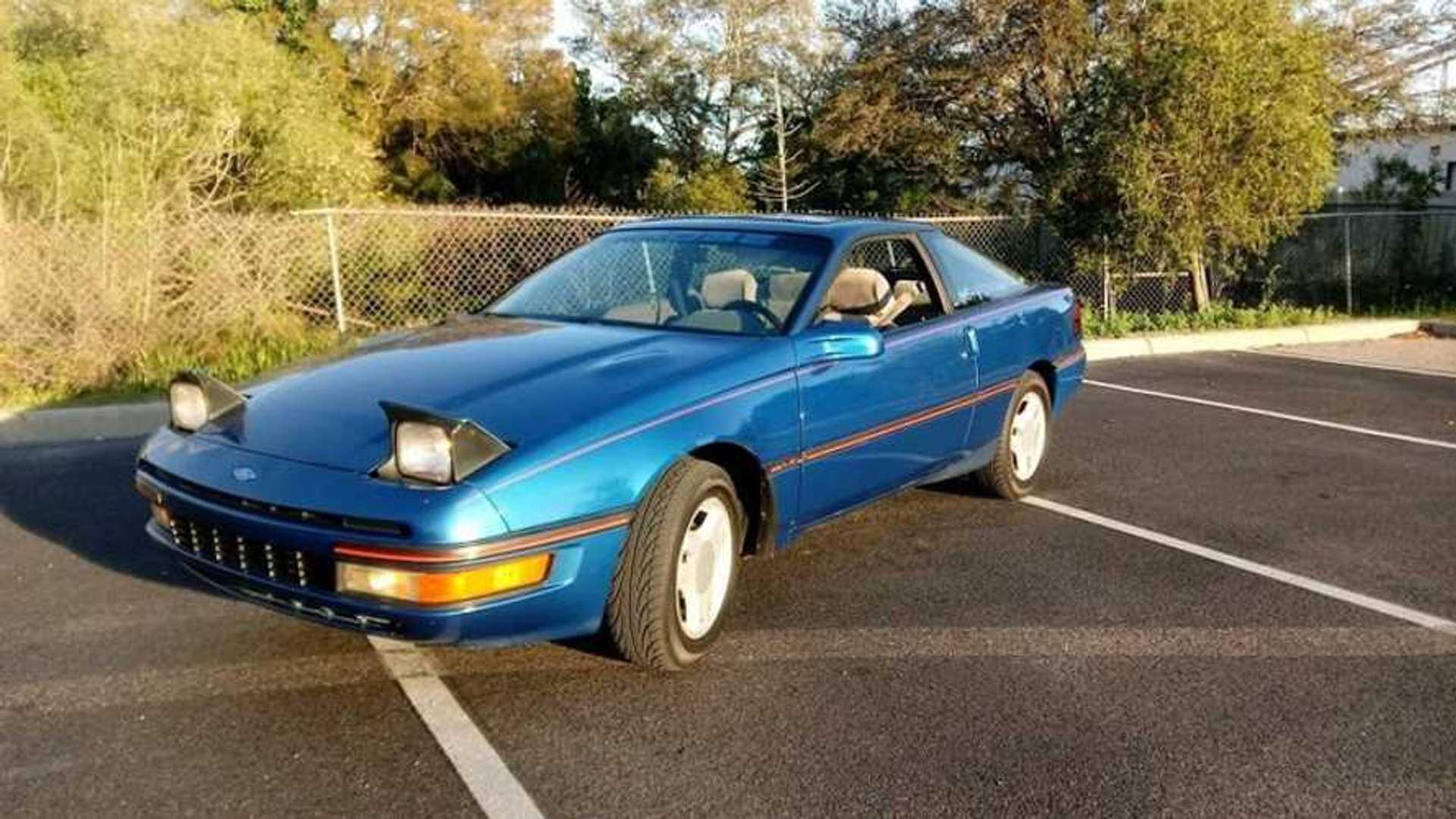 "[""1991 Ford Probe 3 liter V6""]"