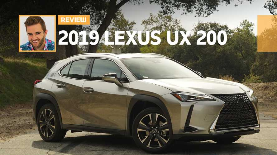 2019 Lexus UX 200 Review: Excels At Entry Level