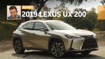 2019 lexus ux review
