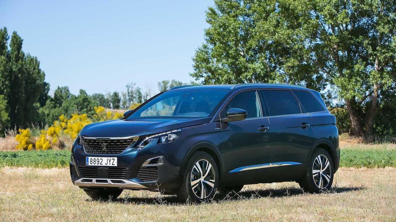 8. Peugeot 5008 BlueHDi 130 EAT8