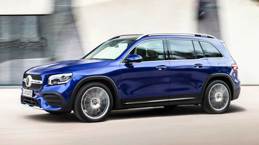 2020 Mercedes-Benz GLB 250 Priced From $36,600 In The States