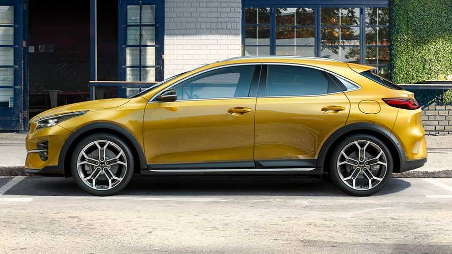 Kia XCeed previewed as SUV alternative