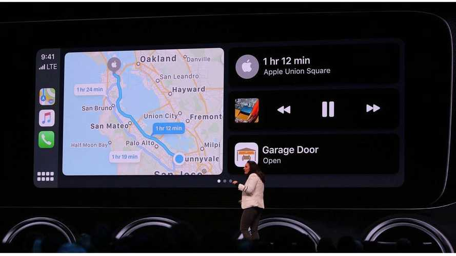 Apple CarPlay terá novo visual e mais recursos