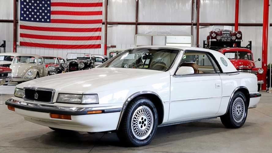 Would You Hate On This 1990 Chrysler TC By Maserati?