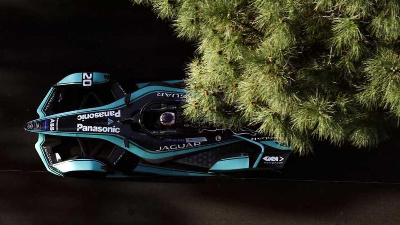 Mitch Evans, Jaguar, Monaco