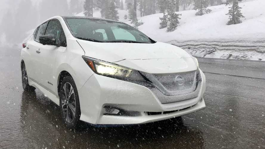 Road Tripping In A Nissan LEAF e-Plus