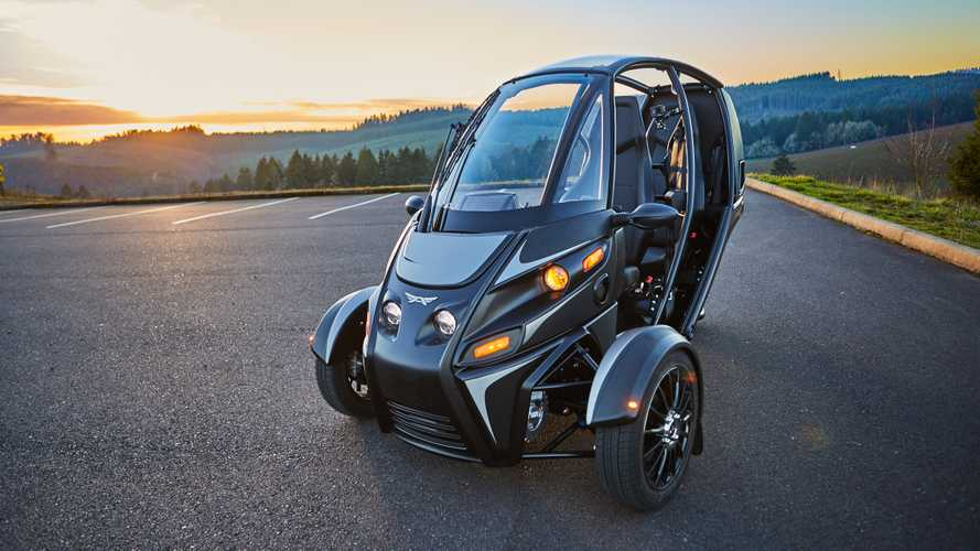 This Quarter Arcimoto Will Produce 100 FUV Evergreen Edition
