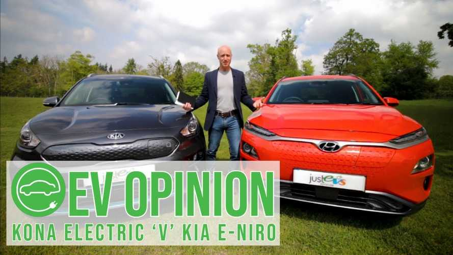 Hyundai Kona Electric Vs Kia Niro EV: Is There A Winner?