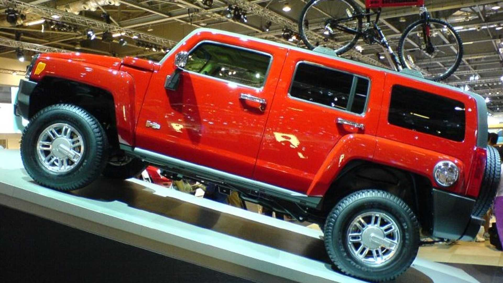 Is All-Electric Hummer In Planning Stages? GM Is Not ...