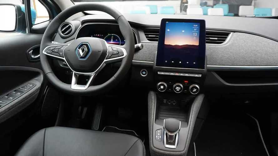 Renault Zoe II (2019) - Studiobilder