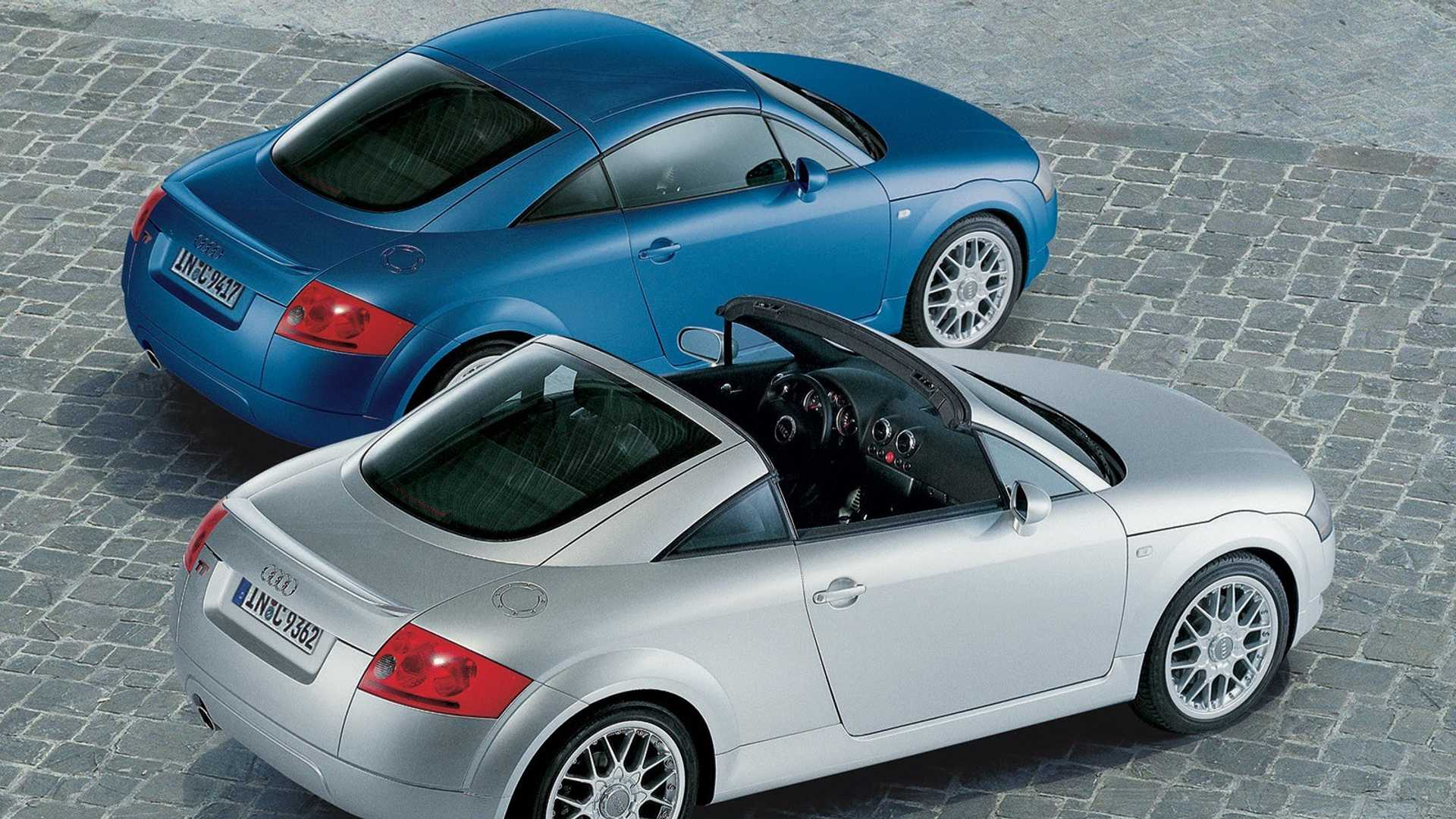 Kelebihan Audi Tt 2001 Harga