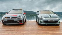 VW Golf GTI, Golf R Wagon one-offs for Wörthersee 2019