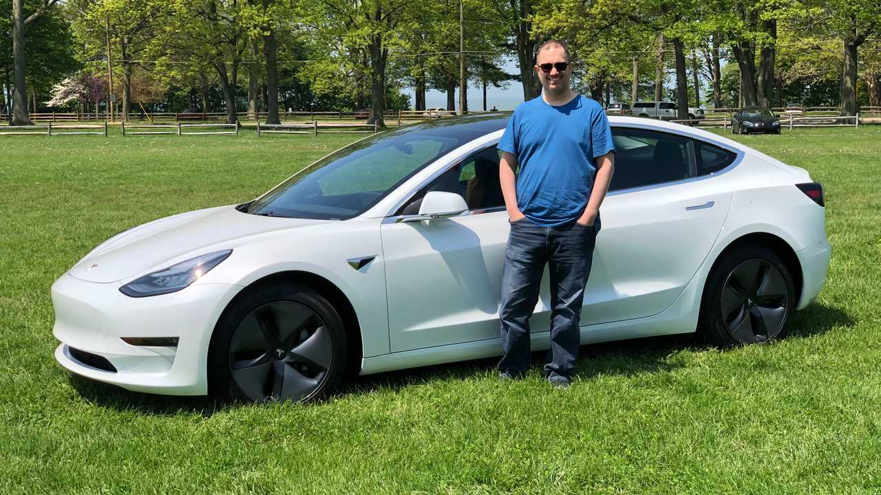 John Tesla Model 3