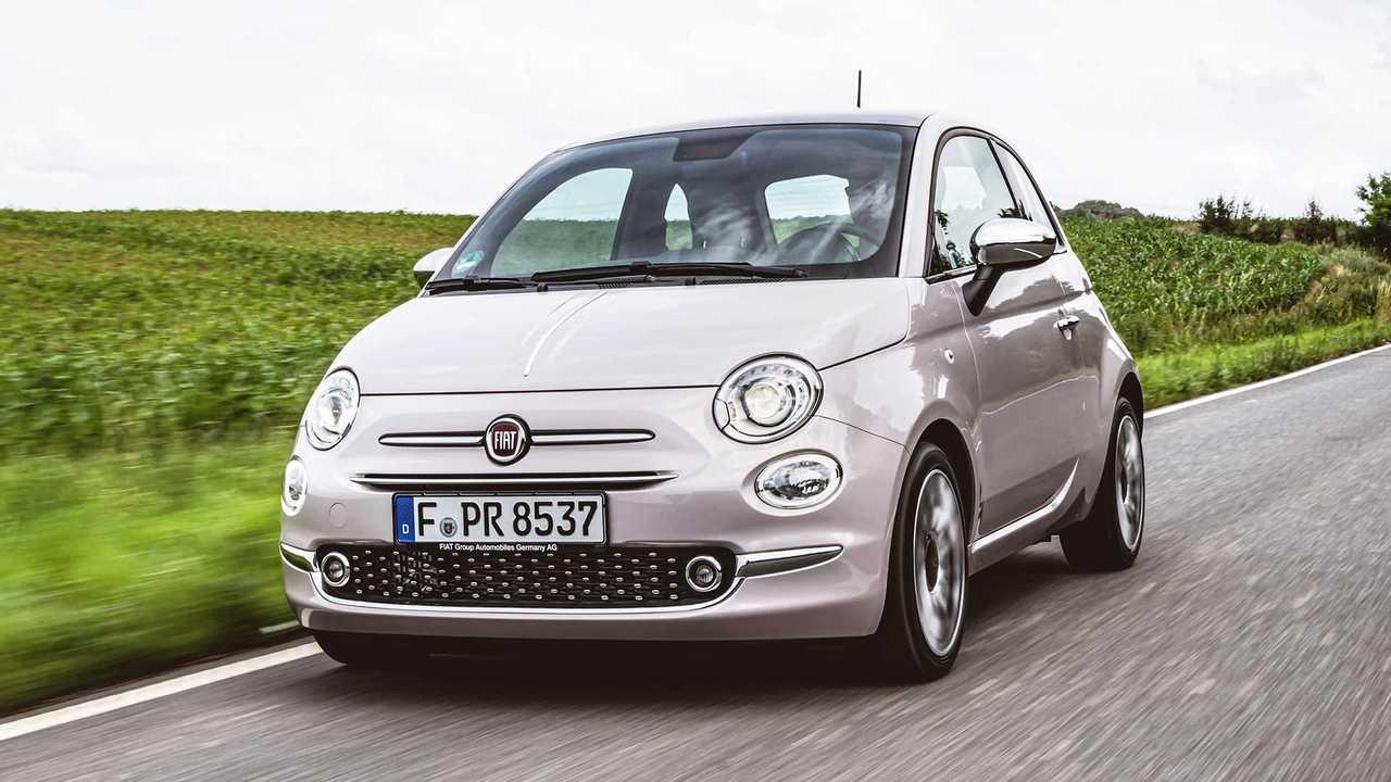 Fiat 500 und 500C Star (2019)