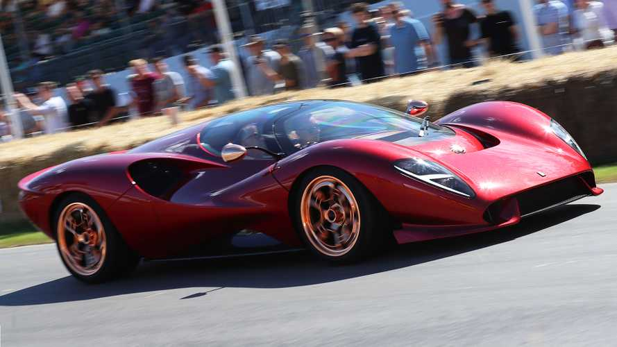 Goodwood Festival of Speed, le 10 regine dell'edizione 2019