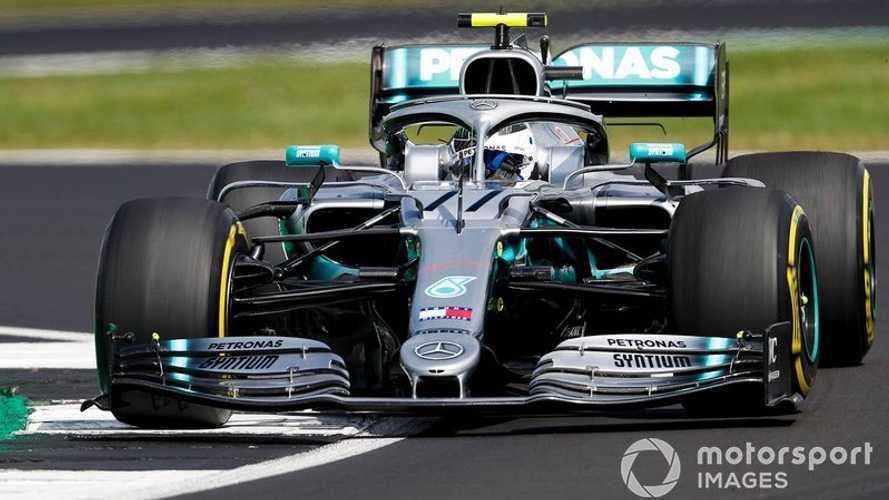Bottas se apunta la 10ª en Silverstone; Ferrari se la juega