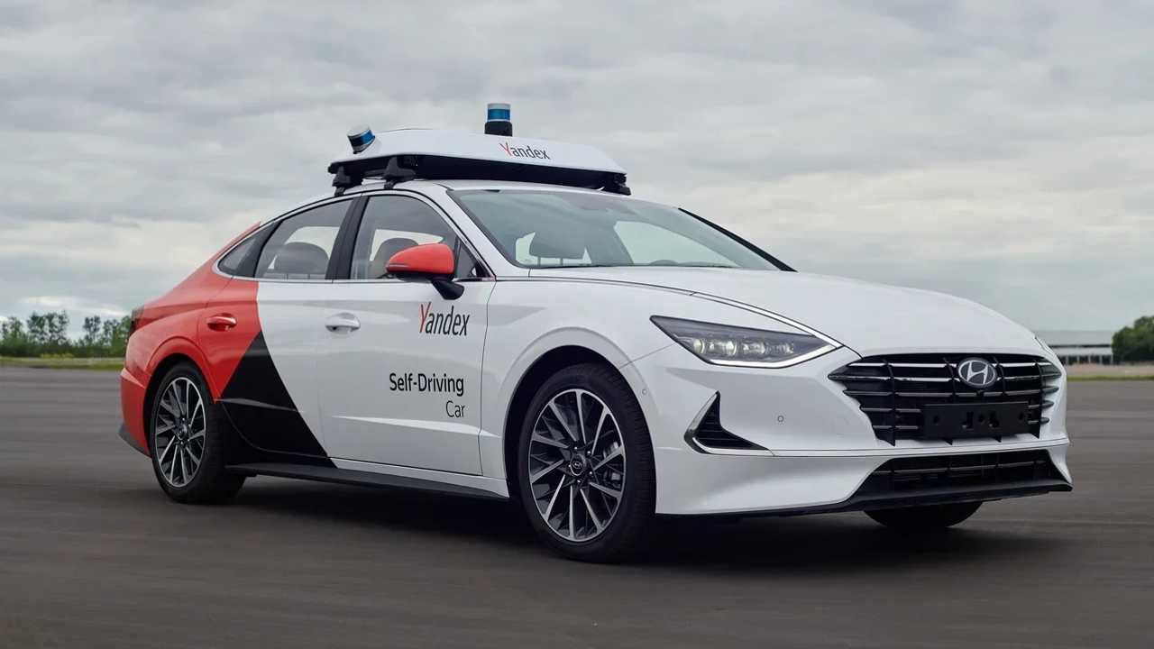 Hyundai Sonata Self-Driving Car