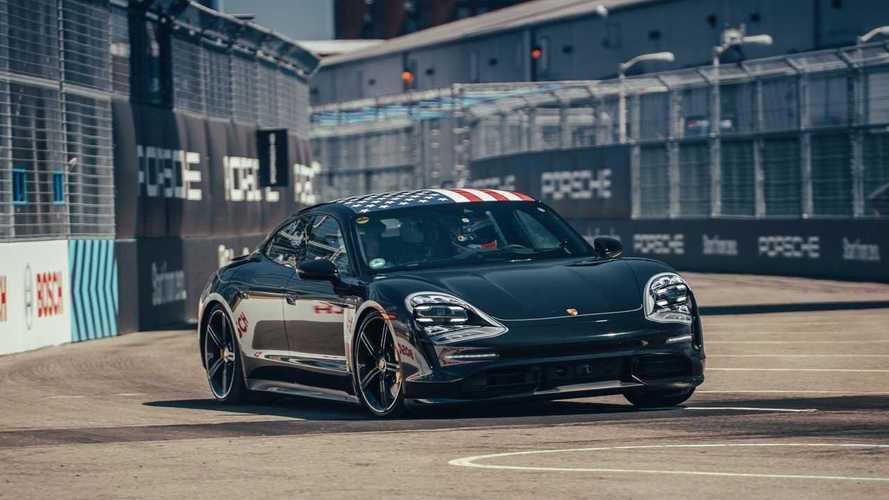 La Porsche Taycan atteint les 30'000 réservations