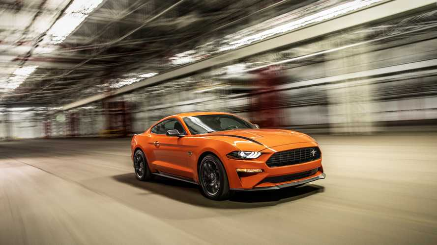 2019 Ford Mustang High Performance Package 330 bg'le geldi