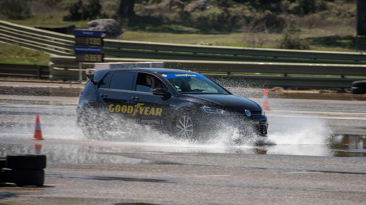 Goodyear Yeni Supersport Lastikleri İspanya Lansmanı 2019