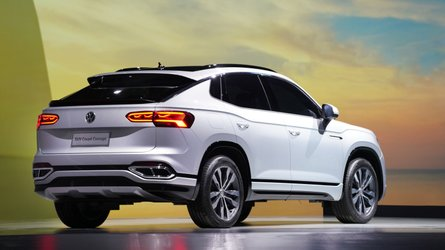 VW SUV Coupé Concept: Noch ein SUV für China