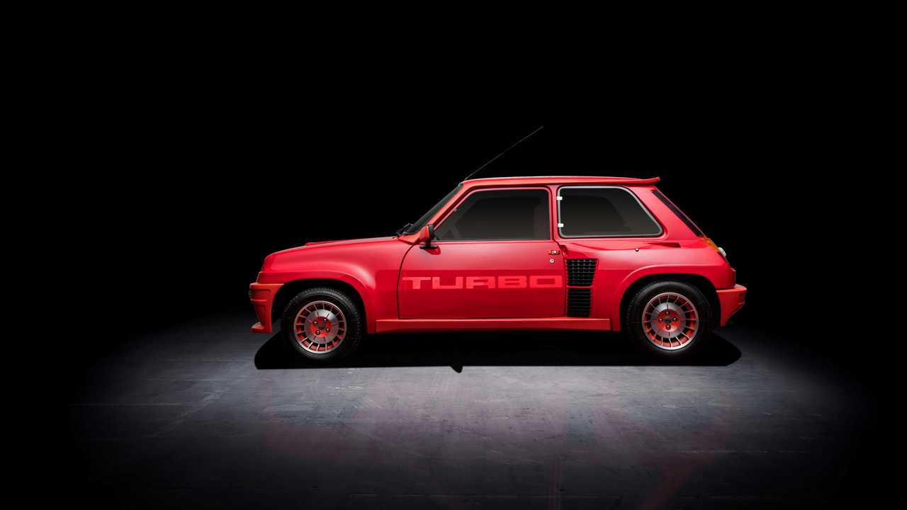 Renault 5 Turbo - 1981 г