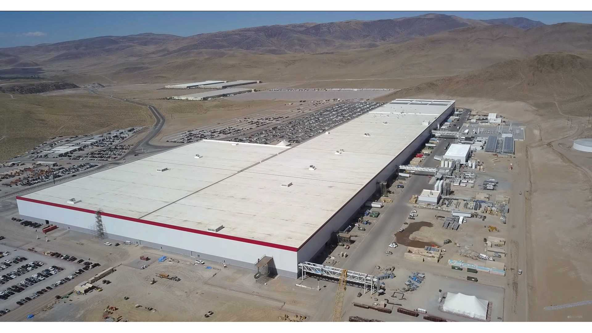 Tesla Gigafactory Expansion Reportedly Frozen Temporarily
