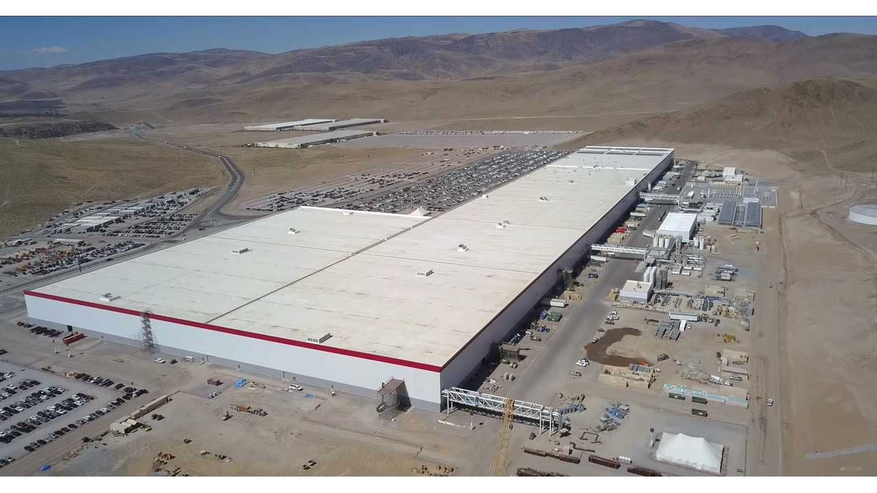 Tesla Gigafactory Expansion'ın Geçici Olarak Dondurulmuş Rapor Edildi