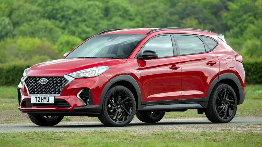 Hyundai's sportily styled Tucson N Line to cost less than £26k