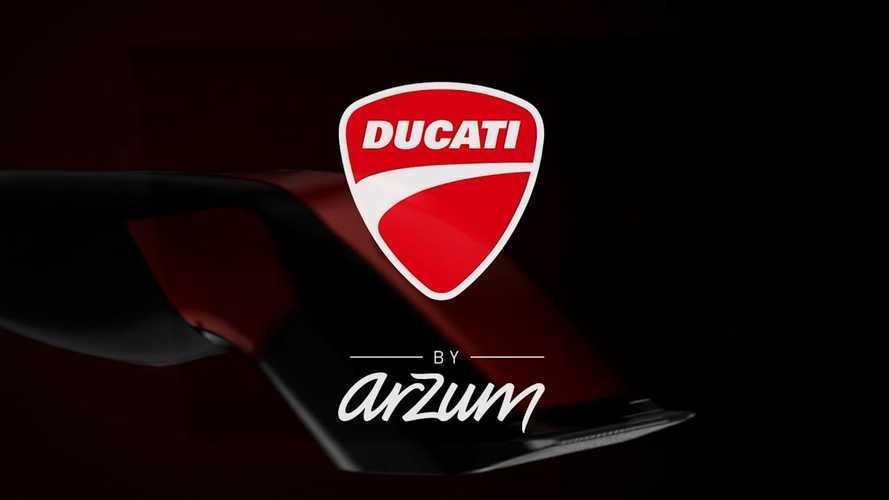 Ducati ve Arzum'dan sıra dışı işbirliği