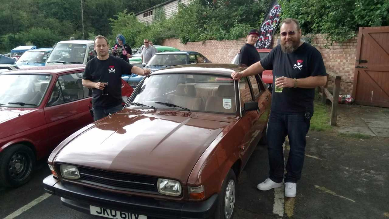 1980 Austin Allegro