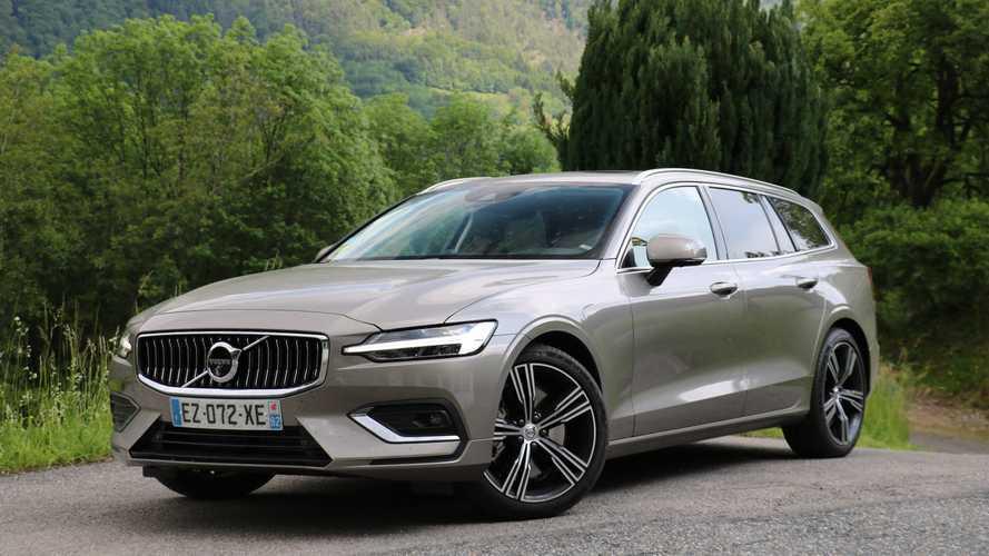 Essai Volvo V60 (2019) - Toujours sereine