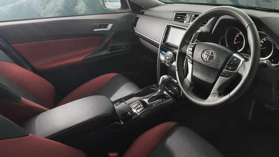 Toyota Mark X 250S Final Edition