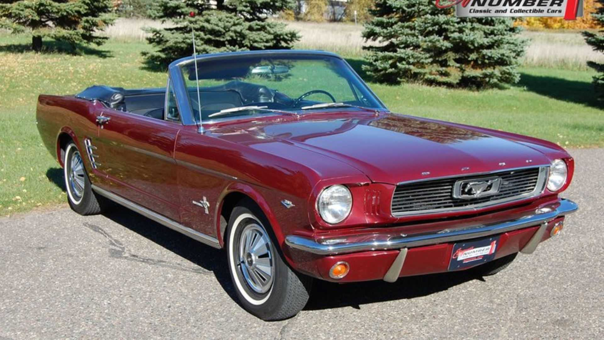 Grab this survivor 1966 ford mustang convertible motorious