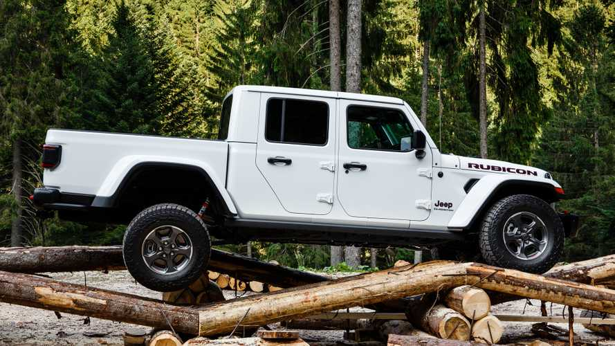 Jeep Gladiator Camp Jeep 2019