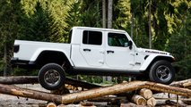 2019 Jeep Gladiator (Euro-spec)