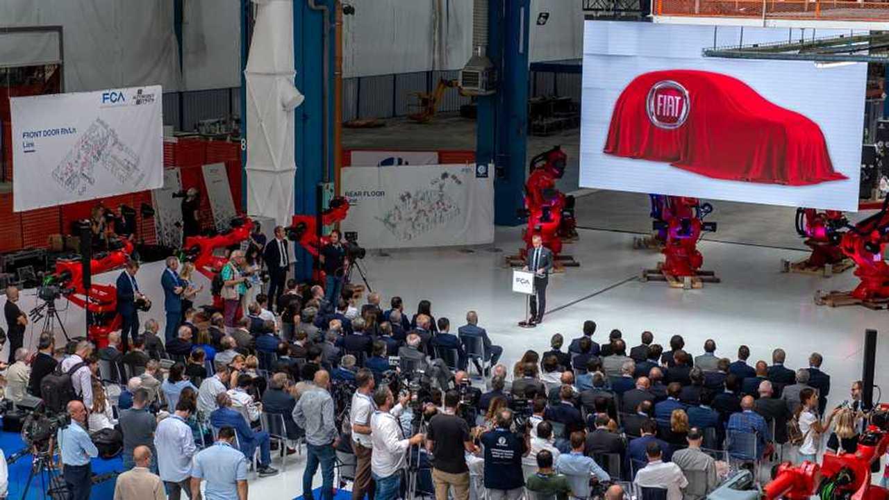 Fiat 500 Elettrica la produzione a Mirafiori