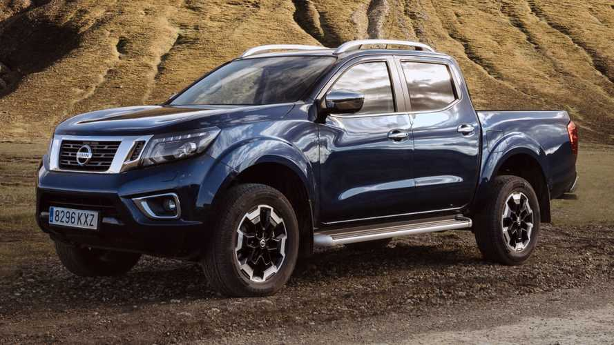 Nissan Frontier sairá de linha na Europa ainda neste ano