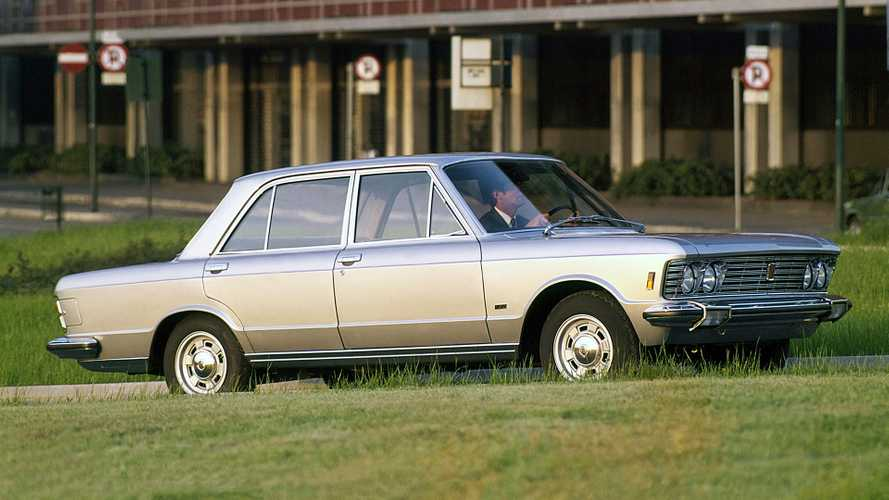 Fiat 130, l'ultima limousine del Lingotto