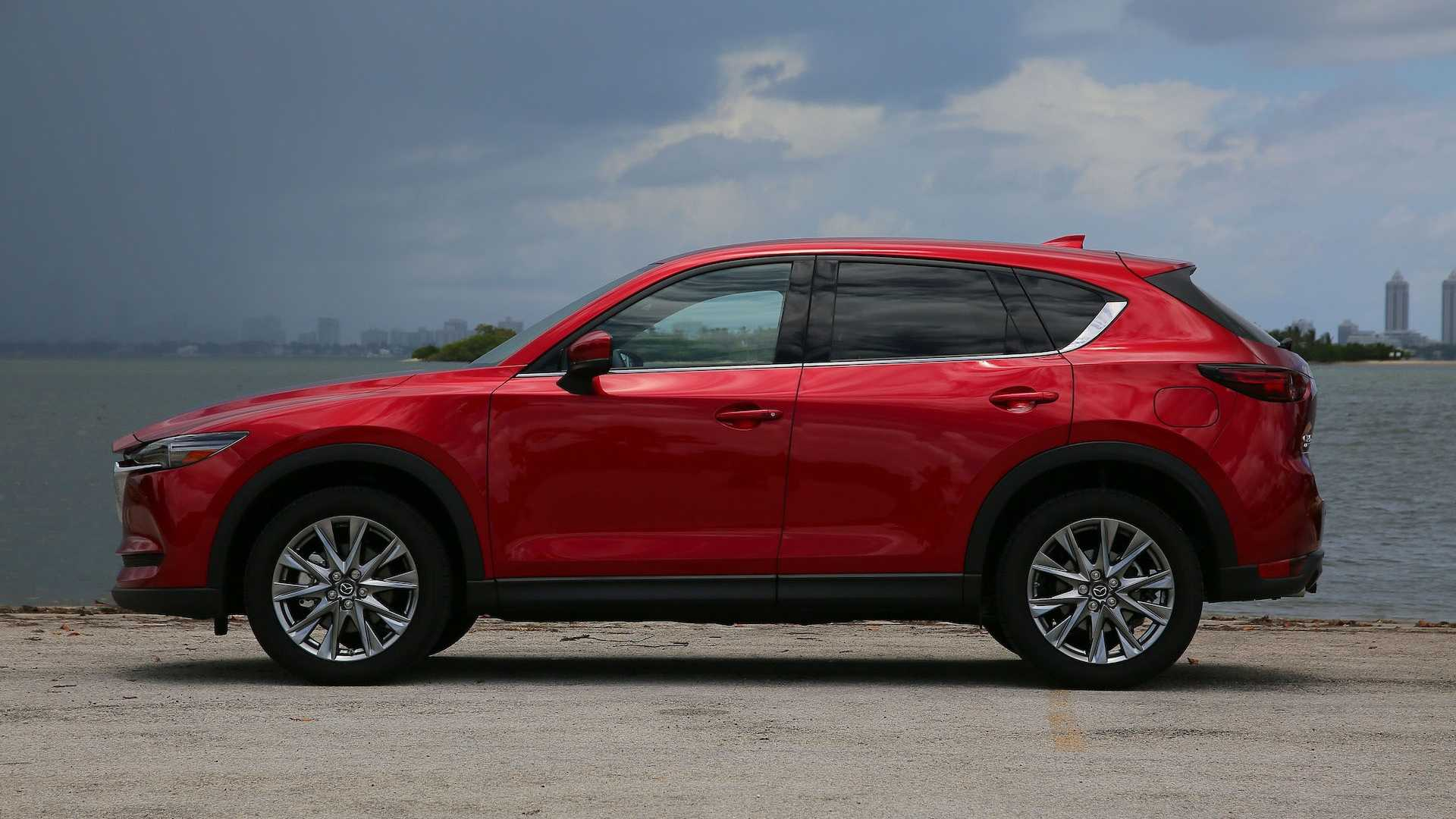 Mazda Cx 5 Recall >> 2019 Mazda Cx 5 Signature Our Latest Long Termer Goes Turbo