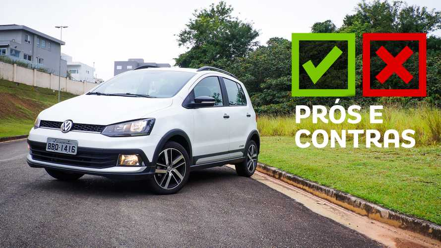 Prós e Contras: Volkswagen Fox Xtreme