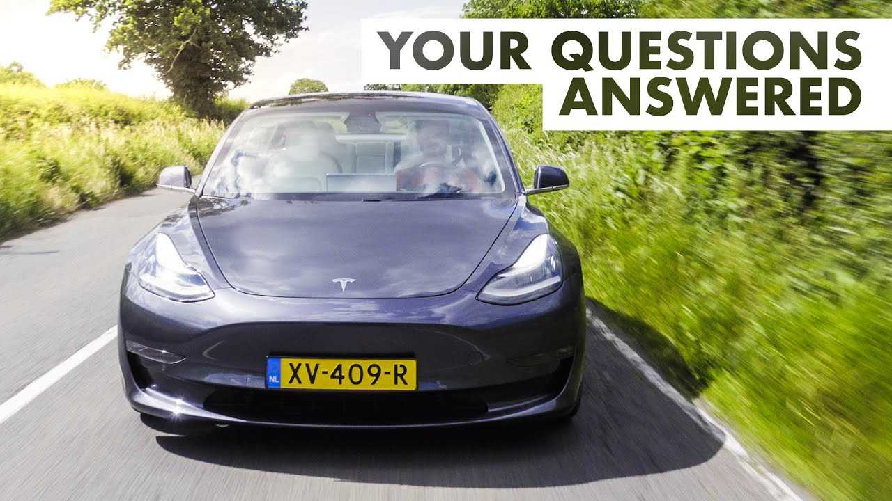 The 25 most important questions about Tesla Model 3: Video