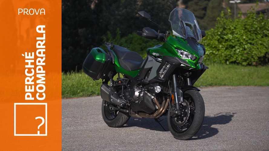 Kawasaki Versys 1000 SE | Perché comprarla… E perché no