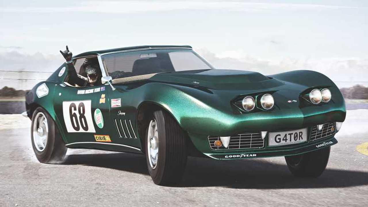 1968 Chevrolet Corvette Stingray for alligator