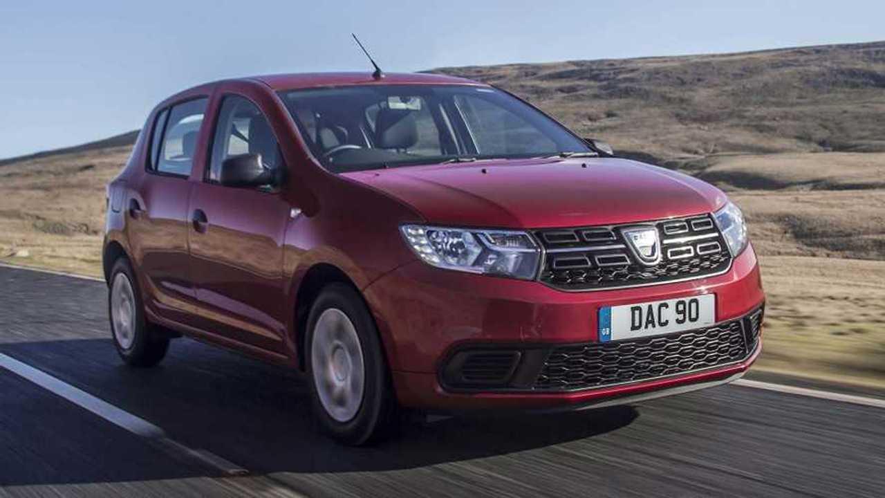 Dacia Sandero - 980 Km
