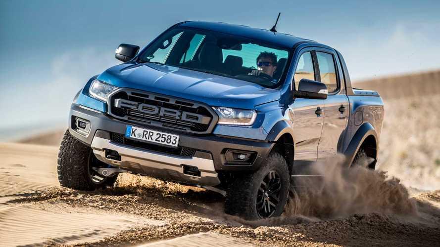Ford Ranger tem produção ampliada para atender alta demanda na Europa