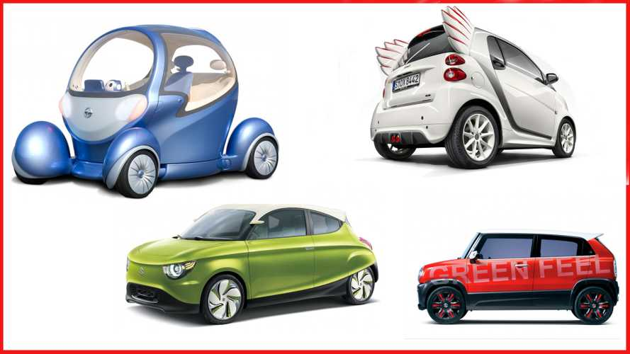 Die lustigsten Auto-Winzlinge