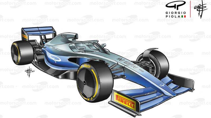 Esclusivo F1: le monoposto 2021 torneranno all'effetto suolo!